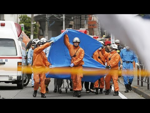 Japan: Mindestens 3 Tote bei Messerattacke auf japani ...