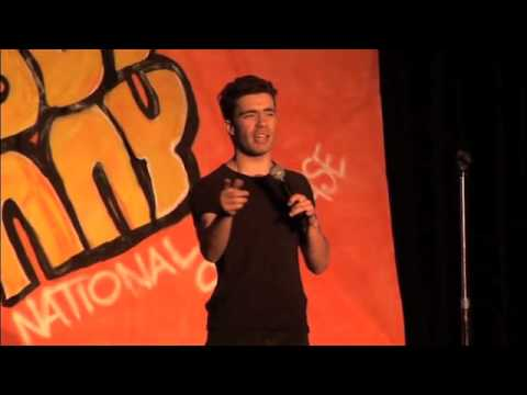 Matthew Ford - Deadly Funny National Showcase 2013