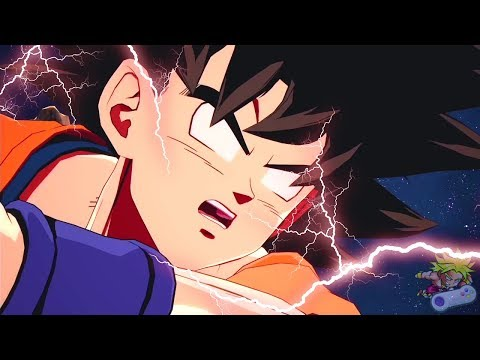 DRAGON BALL FighterZ - All Dramatic Scenes So Far (ENG/JAP)