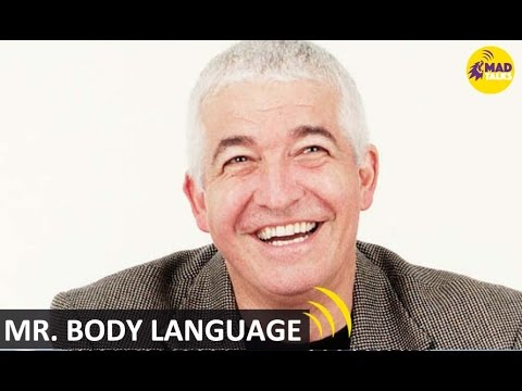 Allan Pease, Mr. Bodylanguage, author and motivational speaker - FULL INTERVIEW