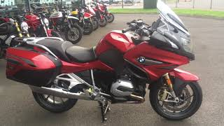 6. 2018 BMW R1200RT LE. 1517 miles. For Sale.
