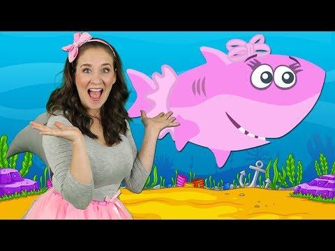 Baby Shark   Kids Songs and Nursery Rhymes   Animal Songs from Bounce Patrol - Thời lượng: 4 phút, 13 giây.