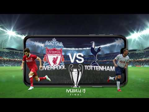 GRATIS! Live Streaming Final Liga Champions 2018/2019 (Liverpool Vs Tottenham)