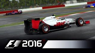 Gara sul circuito di Silverstone
