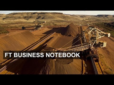Fall in iron ore price hits Australia's miners
