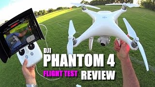 Part 3 of my multi part review for the Phantom 4. Get the P4 here: http://goo.gl/M9jesv Use coupon GBDJ4 for $200 OFF! Phantom...