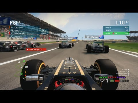 F1 - F1 2013 Gameplay: Crazy Online League Race Bahrain 100% Race - Australian Racing League Follow me on Twitter - https://twitter.com/Tiametmarduk Check out the...