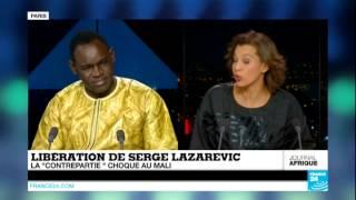 Libération De Serge Lazarevic : Polémique Au Mali