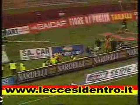 Goles del Lecce