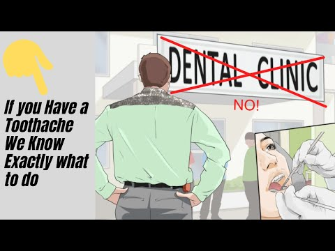 how to get rid tooth infection