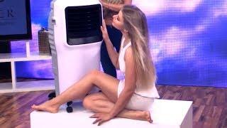 Video Verdunstungs-Luftkühler mit Katie Steiner (Juni 2018) MP3, 3GP, MP4, WEBM, AVI, FLV Februari 2019