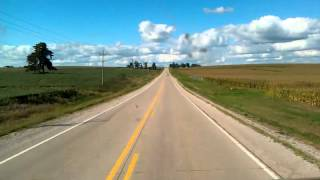 West Liberty (IA) United States  City new picture : Muscatine County Road X40 in West Liberty, Iowa