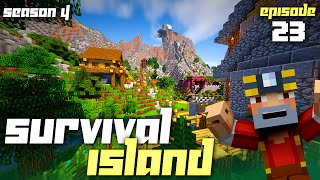 Minecraft: Survival Island - Season 4 (Episode 23 - The Survival Island Thief)