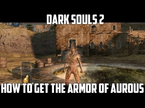 How To Get The Armor Of Aurous Invisible Armor Set With Increased Equip Load