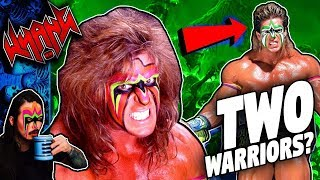 Video Two Ultimate Warriors? - Tales From WWE MP3, 3GP, MP4, WEBM, AVI, FLV Agustus 2018