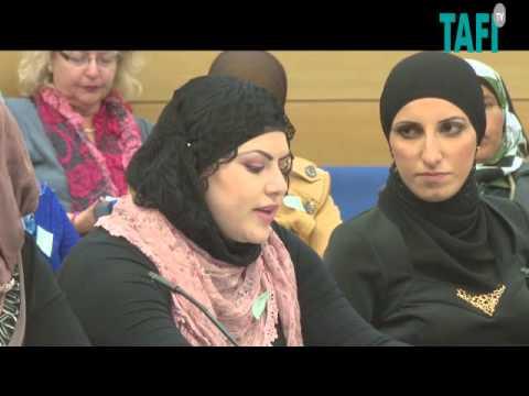 יום האישה הבינלאומי 2013 - תעסוקת נשים ערביות