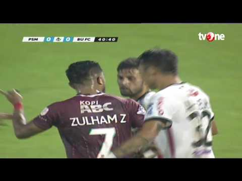 PSM Makassar vs Bali United: 0-1 All Goals & Highlights - Liga 1 HD