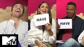 Video Baby Driver Cast Play Never Have I Ever! | MTV Movies MP3, 3GP, MP4, WEBM, AVI, FLV Januari 2018
