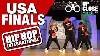 Suisun City (CA) United States  city photos : (UC) Chapkidz - Suisun City, CA (Silver Medalist Junior Division) @ HHI's 2015 USA Finals