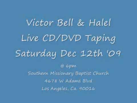 Victor Bell & Halel Recording 2009.wmv