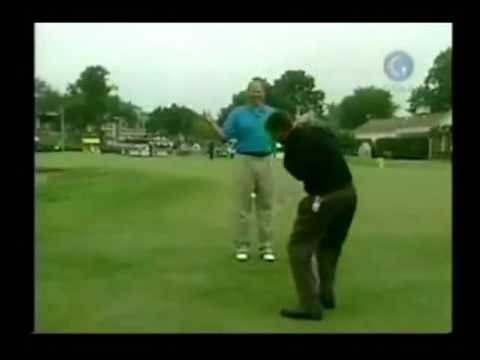 Phil Mickelson Unbelievable Flop Shot Over Dave Pelz