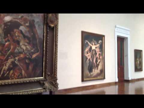Museu Nacional de belas artes Rio de Janeiro 04