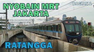 Video Mencoba MRT Jakarta Untuk Pertama Kali dari Bundaran HI ke Lebak Bulus MP3, 3GP, MP4, WEBM, AVI, FLV Maret 2019