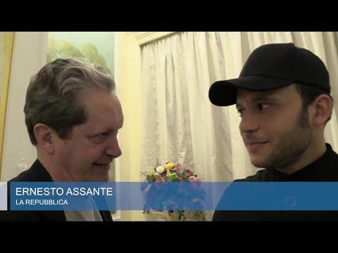 """Sanremo 2020, Rancore: """"Quello che facciamo oggi segnerà il nostro futuro"""" видео"""