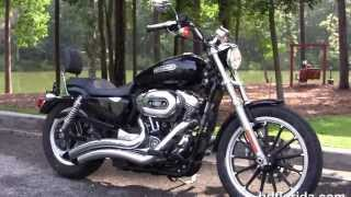 8. Used 2009 Harley Davidson Sportster 1200 Low Motorcycles for sale