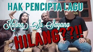 Video HAK Pencipta Lagu Karna Su Sayang (NEAR) HILANG?? MP3, 3GP, MP4, WEBM, AVI, FLV November 2018