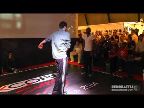 FSTV l Eurobattle 2014 l UK Qualifiers l Popping l Final - Alper vs Breaks