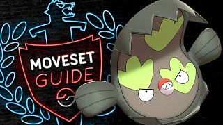 How to use STUNFISK! Galarian Stunfisk Moveset Guide! Pokemon Sword and Shield! ⚔️🛡️ by PokeaimMD