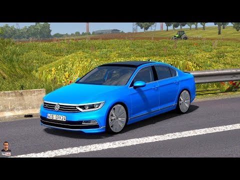 Volkswagen Passat Rline 2015 v1.0