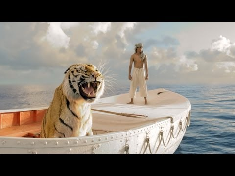 Life Of Pi 3D Movie Picture