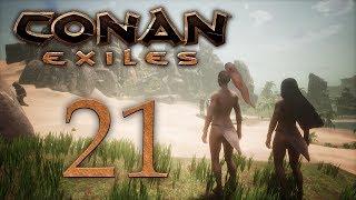 Conan Exiles — прохождение игры на русском — Пиратский залив [#21] | PC