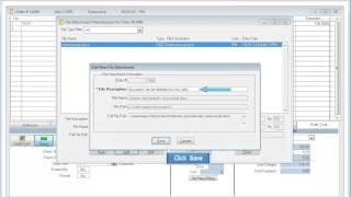 Multichannel Order Manager (M.O.M.) V9 - Attaching Documents To An Order