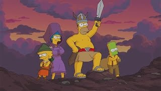 Nonton The Simpsons  Tapped Out       Preparing For War    Trailer 2014 Film Subtitle Indonesia Streaming Movie Download