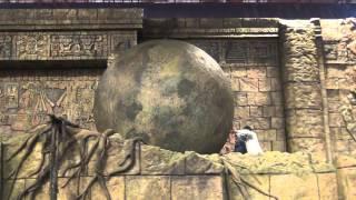 Indiana Jones Epic Stunt Spectacular Full Show at Disney's Hollywood Studios in HD