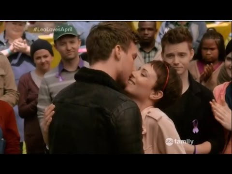 The Lapril Love Story (April and Leo from Chasing Life)