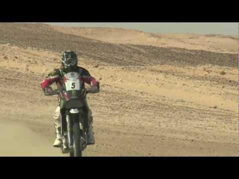 Husqvarna Rallye Team by Speedbrain alla Dakar