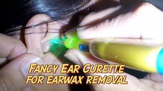 If you want to avail of good ear curette or ear scoop for ear wax removal at home , try to visit Daiso Store near your place. You can actually get hold of different ear curettes with different colors including this fancy plastic neon colored lighted ear curette.Please give a thumbs up for this videoDon't forget to comment and subscribe.Click here to SUBSCRIBE:https://www.youtube.com/channel/UCAxplrfzotx7p03CHj9Nvbw
