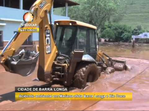 Cenas Rio de Lama - Barra Longa - 06.11.15
