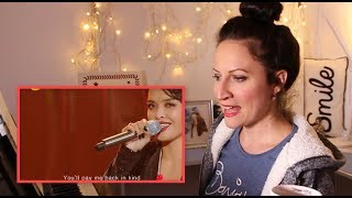 "Video VOCAL COACH REACTS to- KZ TANDINGAN 《Rolling in the Deep》""Singer 2018"" MP3, 3GP, MP4, WEBM, AVI, FLV Agustus 2018"