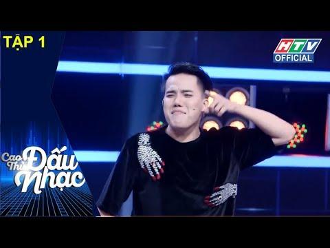 HTV CAO THỦ ĐẤU NHẠC | Soái ca Thuận Nguyễn chiến thắng biệt đội danh hài |CTDN #5 FULL|13/4/2018 - Thời lượng: 43:09.