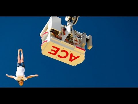 Extreme Bag Jump Free Drop