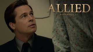 Nonton Allied (2016) - 60 Spot - Paramount Pictures Film Subtitle Indonesia Streaming Movie Download