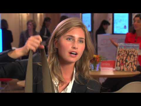 FEED Projects LLC CEO and Co-Founder Lauren Bush