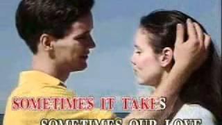 LOVE WILL LEAD YOU BACK karaoke by Taylor Dayne