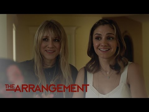 Megan Morrison Visits a Porn Set | The Arrangement | E!