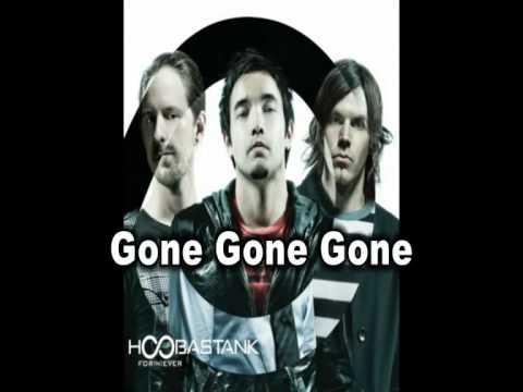 Tekst piosenki Hoobastank - Gone Gone Gone po polsku